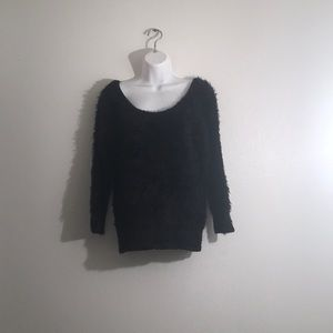 Hot Topic Frilly Sweater Women's Size XL